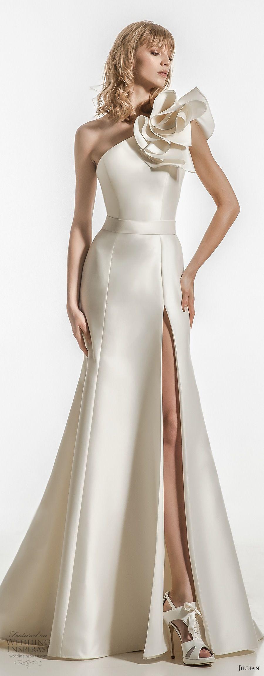 Jillian 2018 wedding dresses neckline wedding dress and for Elegant and classy wedding dresses