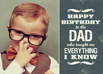 Pin by lilmama turner on funnies pinterest happy birthday dad i am getting so many ideas for future birthday fathers day cards involving embarrassing pics of the kids bookmarktalkfo Images