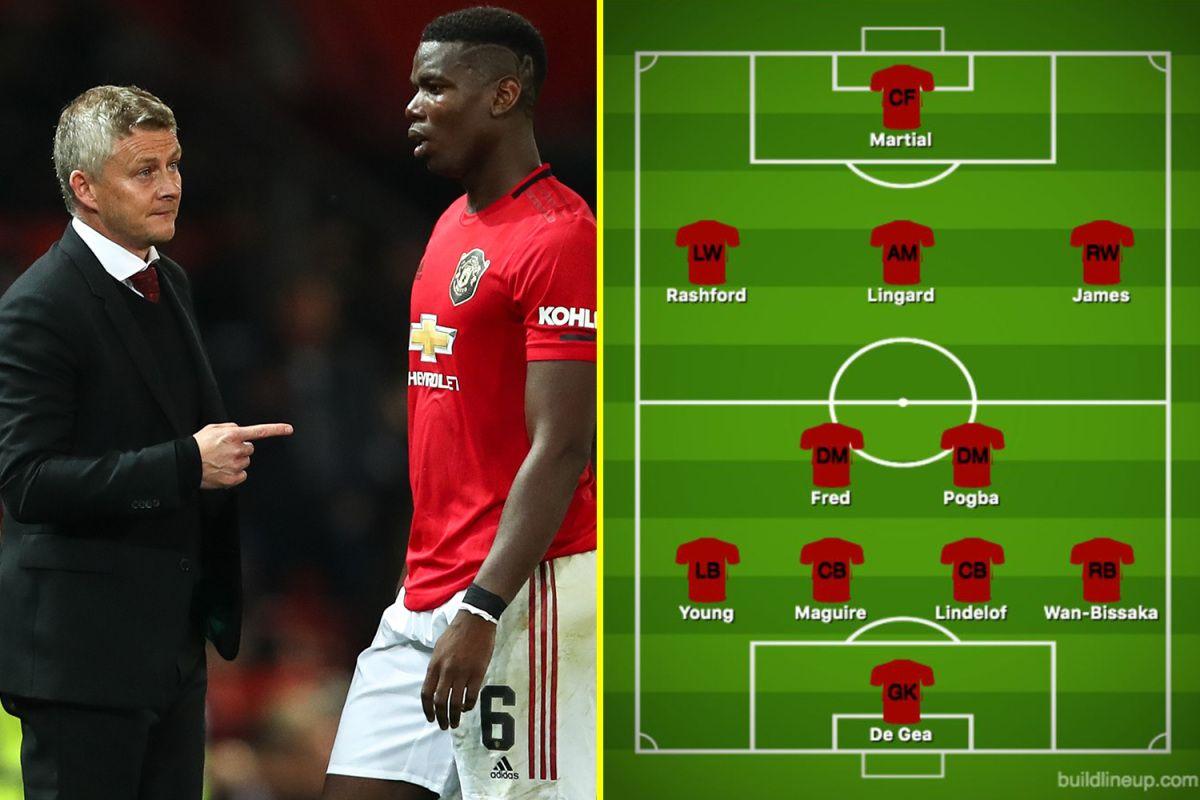 Football Premierleague Burnley Vs Manchester United Team News Predicted Xi With Scott Mctominay Out And Paul Manchester United Team Paul Pogba Pep Guardiola