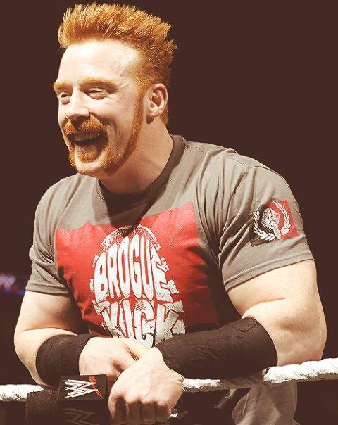 Sheamus! WWE