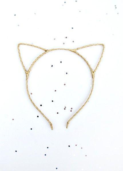 Luna Headband in Gold or Silver