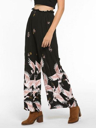 Photo of Pantalons Pour Femme   Achat Pantalon Large Et Pantalons Floral En Ligne