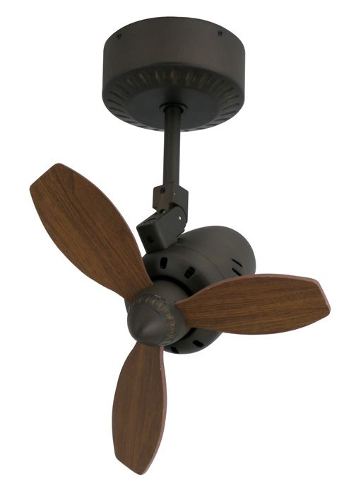 Ac Motor 3 Wooden Blades Sd 2 Ways For Ceiling Wall Adjule Angles 110 Degree Oscillating Function Remote Control Included