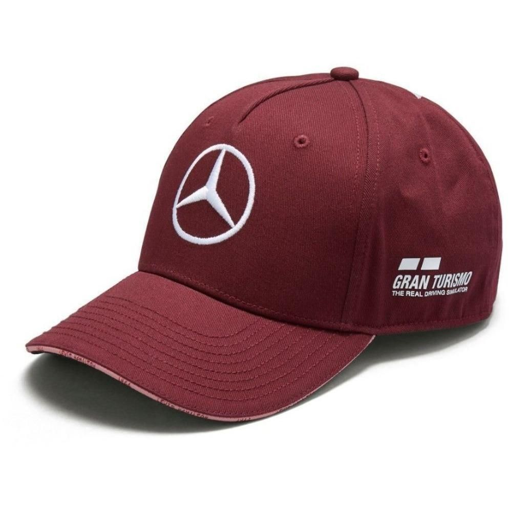 Mercedes AMG F1 Team Driver Puma Hamilton Baseball Cap Black Official 2018   ladieshats  Menswear  Mens  menshats  hats  1416b6651506