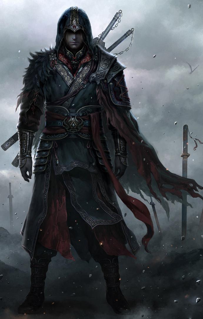 Assassin | Sci fi/fantasy digital art | Pinterest ...