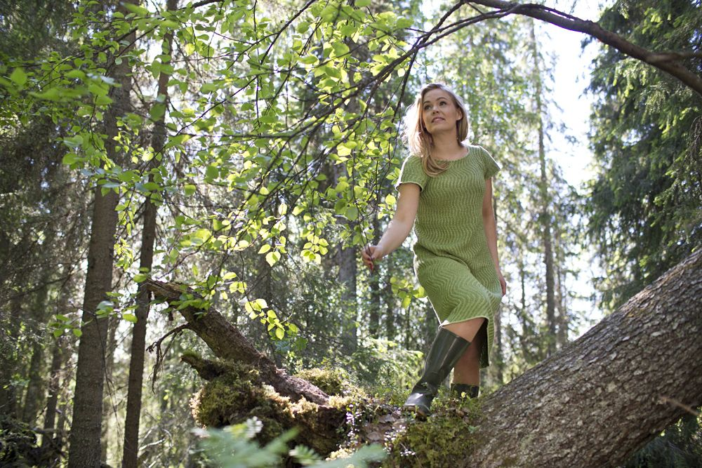 #mekko #dress #klänningar #klänning #dresses #pirita #piritadesign #linen #kotimainen #desgin #fashion #lapland www.pirita.fi