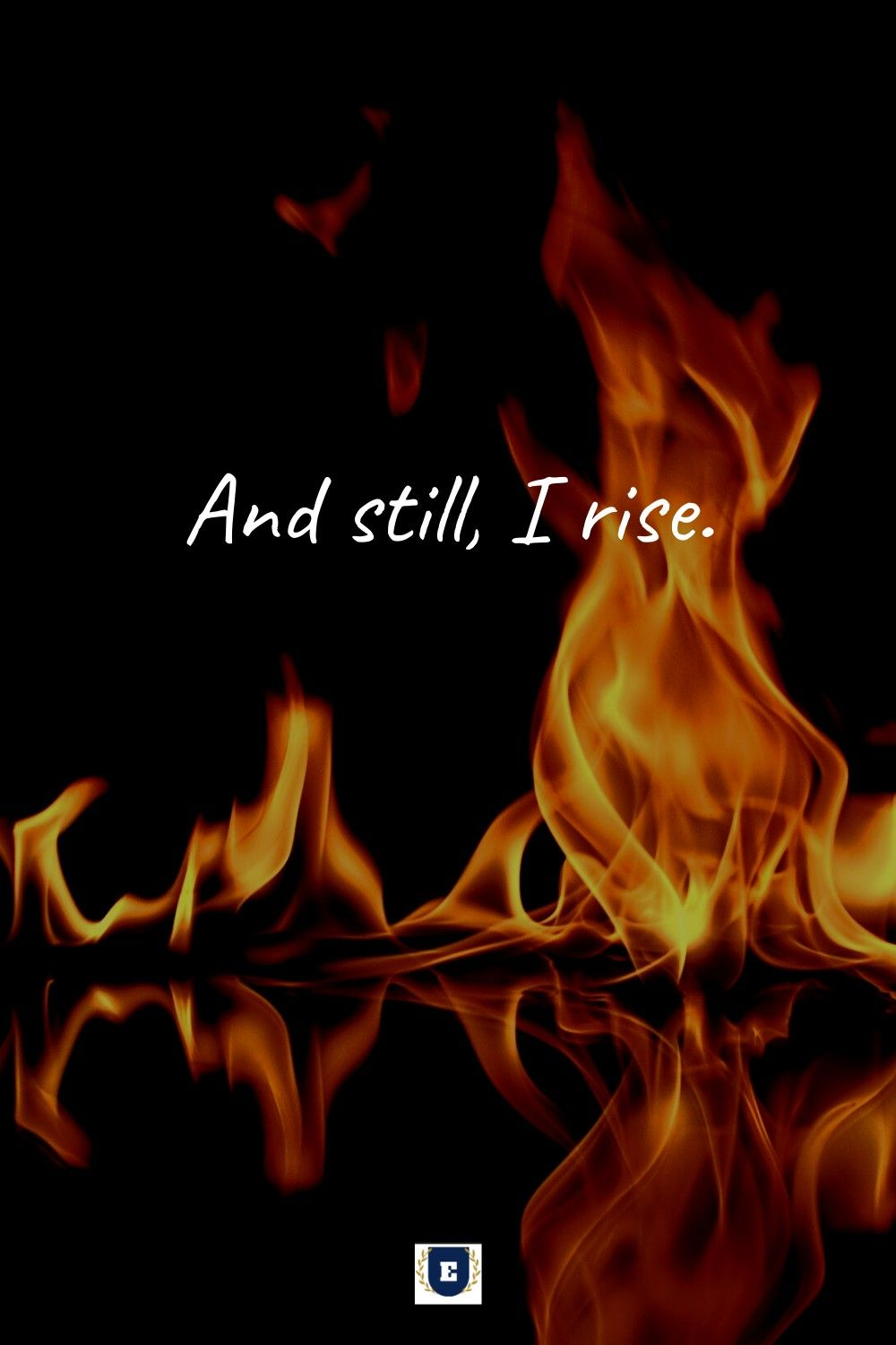 #inspiration #motivation #fire #nevergiveup #edeocy #quotes