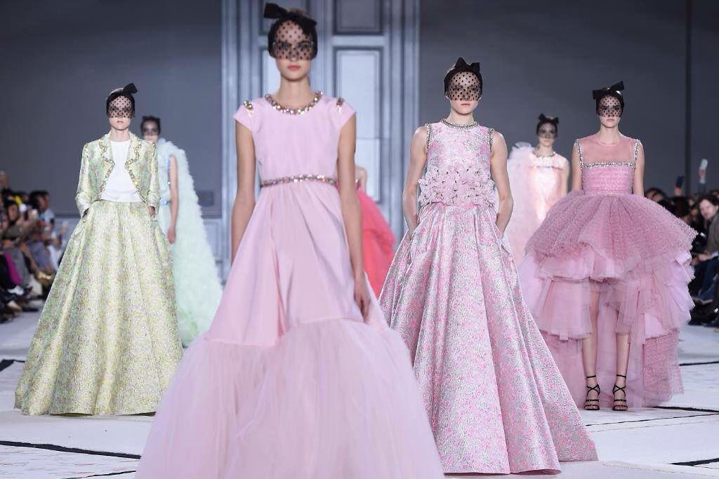 Giambattista Valli ss15 #haute-couture