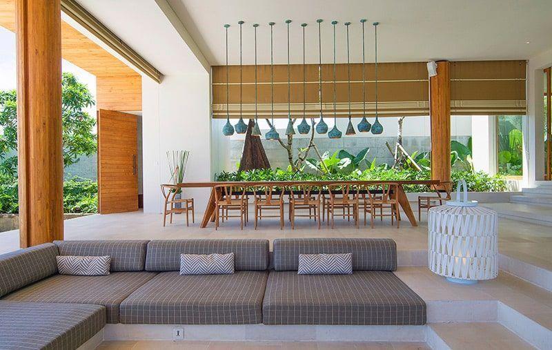 Maison d\'architecte et intérieur design , villa de luxe à Bali ...