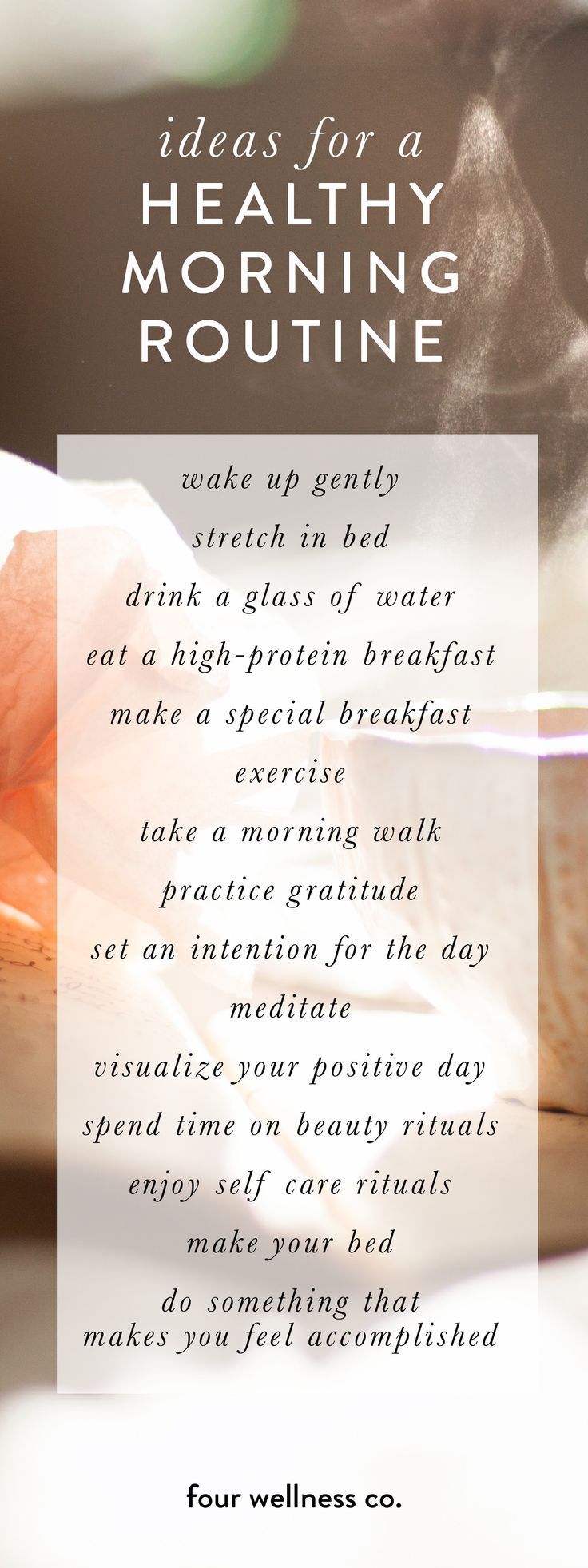 Start Your Day with a Healthy Morning Routine - #Day #Healthy #Morning #routine #Start #healthyliving