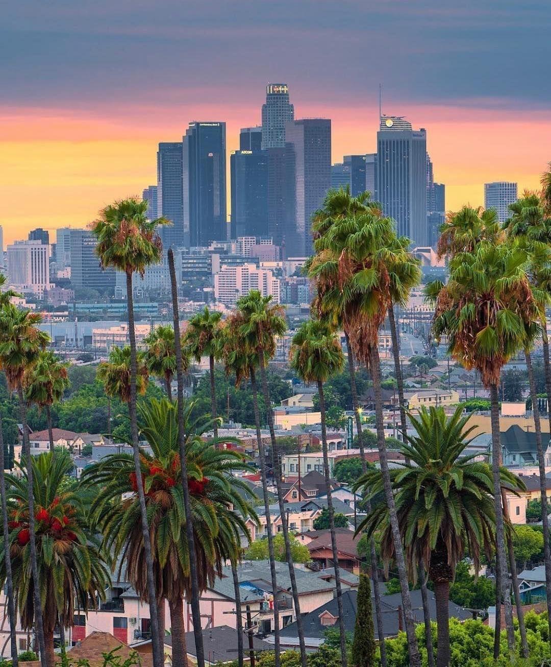 Beautiful Nature Los Angeles: #Repost @losangeles_city Los Angeles Has A Few Nicknames
