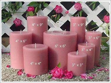 Buy Scented And Designer Candles From Online Organic Store Offering