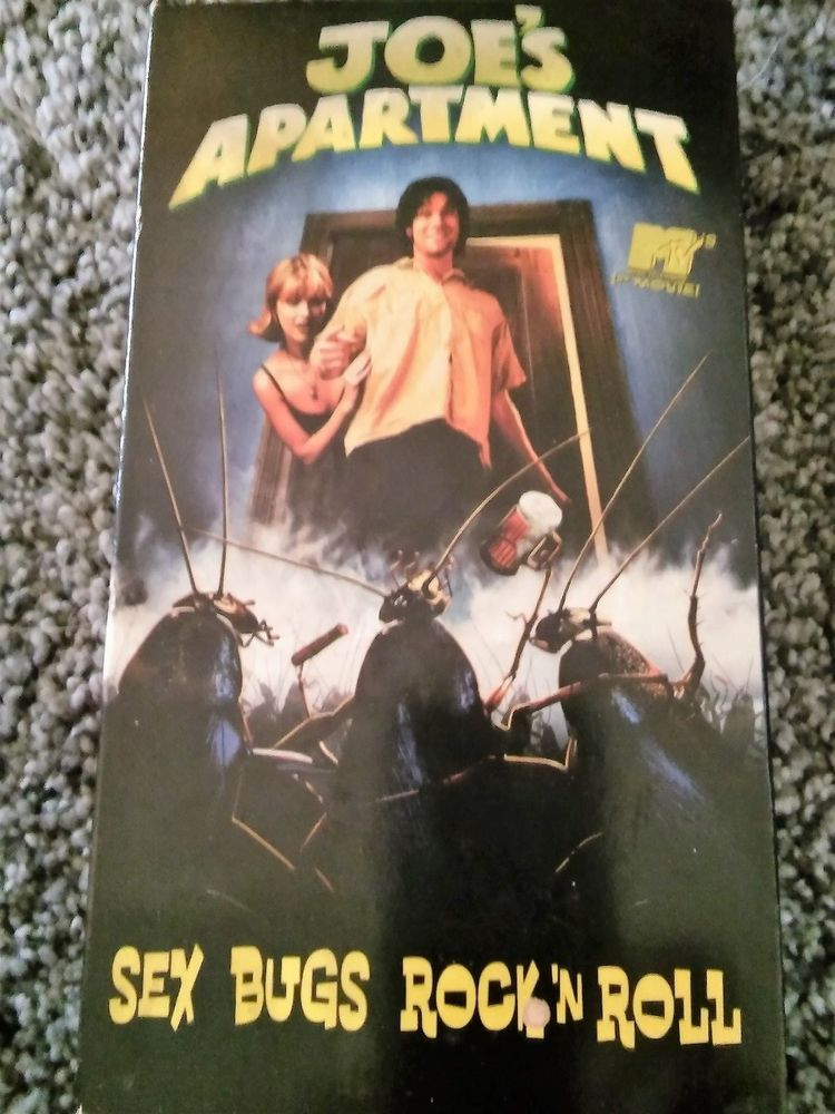 Joe's Apartment VHS Shiek Mahmud-Bey,Jim Sterling, John ...