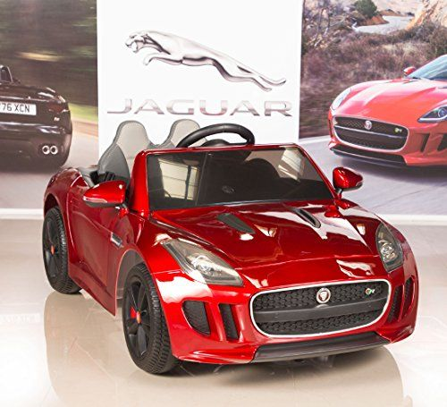 Jaguar F Type 12v Kids Ride On Battery Powered Wheels Car Https Www Amazon Com Dp B01fpuyrmg Ref Cm Sw R Pi Dp Power Wheel Cars Kids Ride On Power Wheels