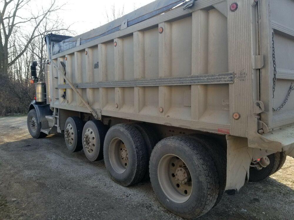 2000 Kenworth T800 Dump trucks, Trucks, Kenworth
