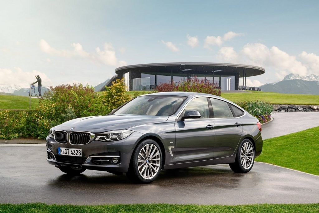 Bmw 6 Series Gran Turismo 2018 Poster With Images Bmw 6 Series