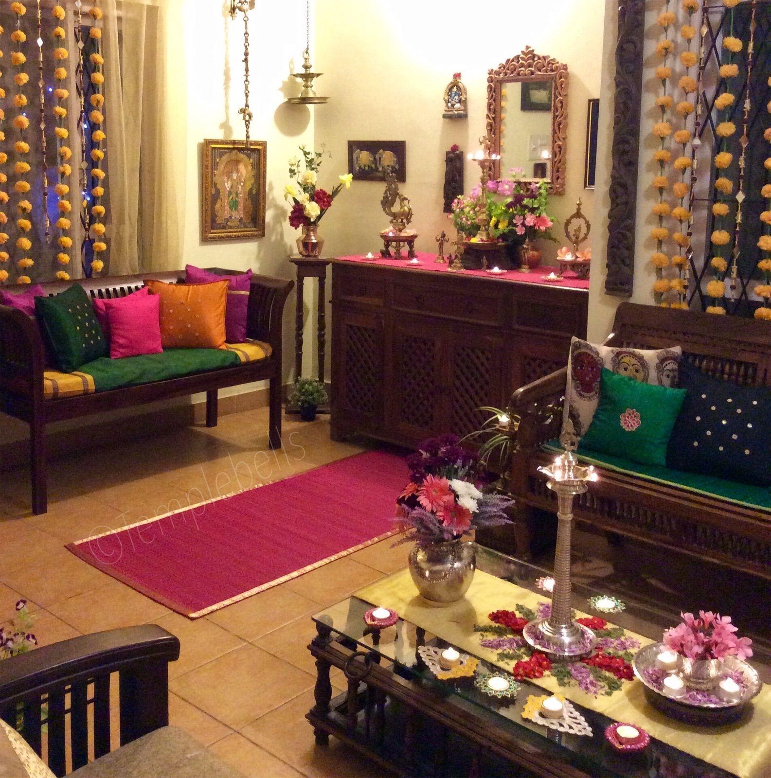 Diwali Decor From My Home Studio Beautiful Decor Decor Indian