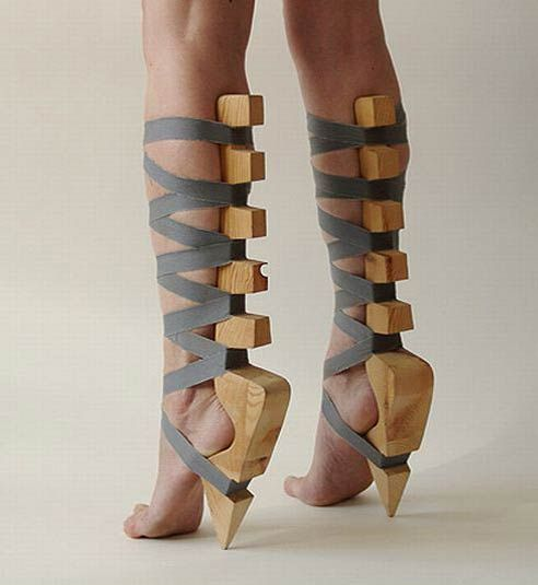 1000  images about Crazy High Heels on Pinterest | Unique, Classy ...