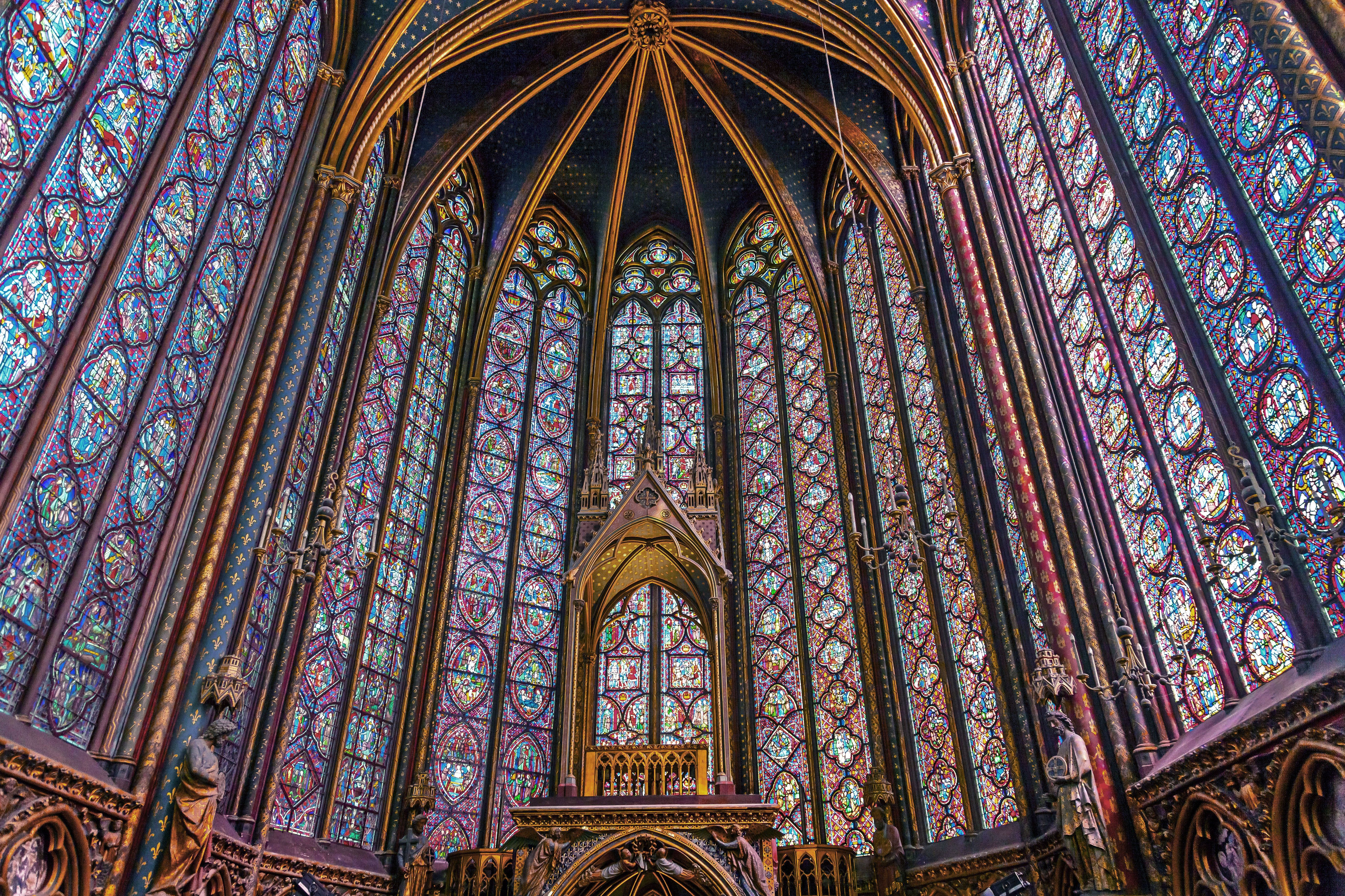 16 of the Worlds Most Breathtaking Stained Glass Windows