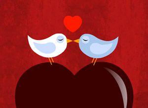Tarjetas romanticas de san valentin gratis