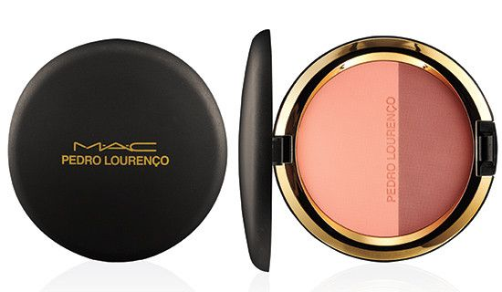 Fashion week Mac x lourenco pedro summer makeup collection for lady