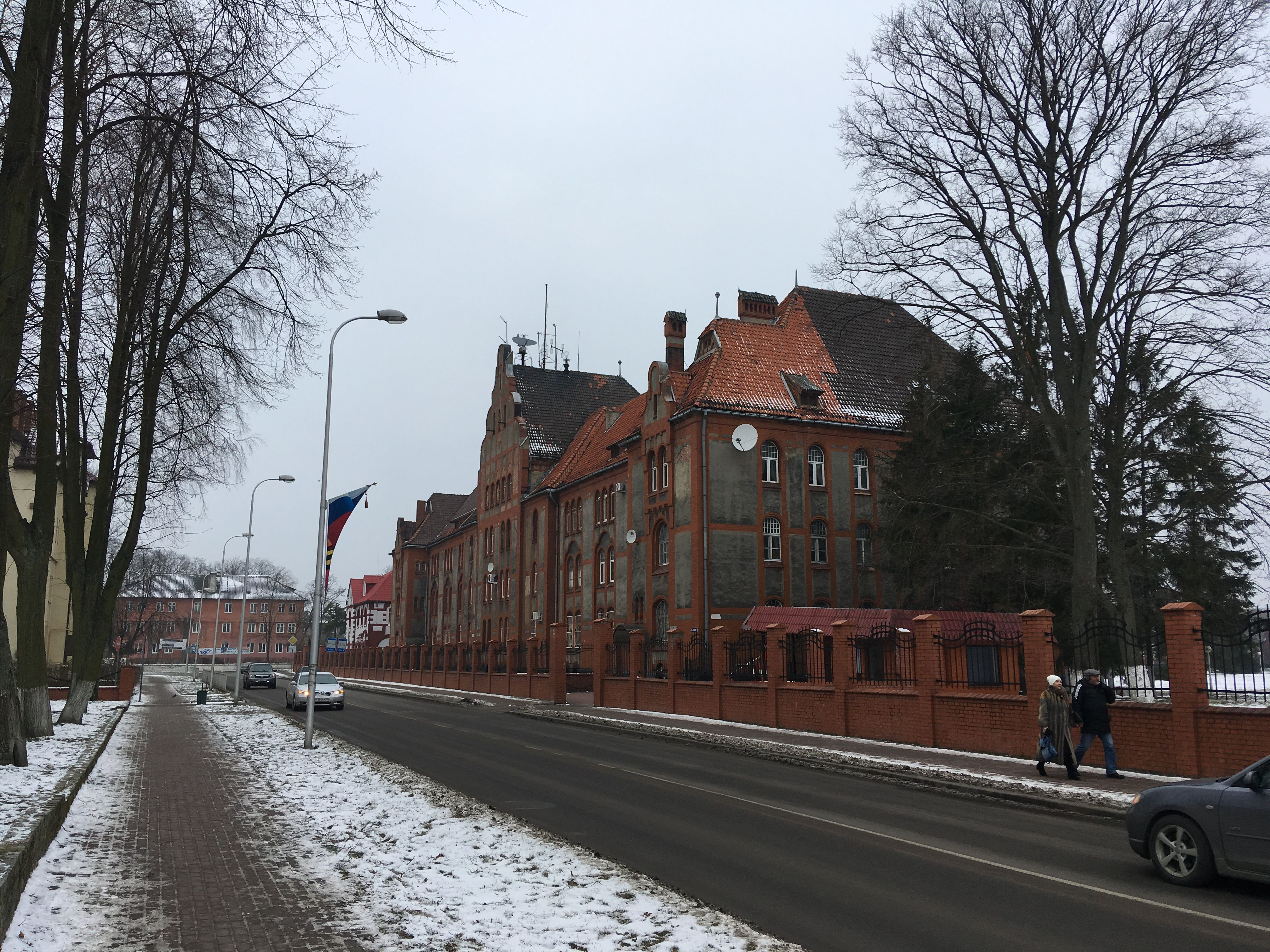 Зимний Балтийск. Фото: Vladimir Shveda