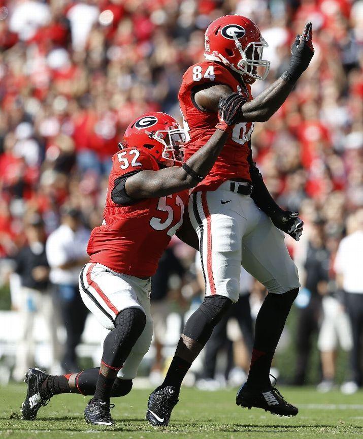 Football Bulldogs Photos ESPN ATHENS, GA