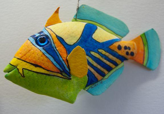 picasso triggrfish (humuhumu)