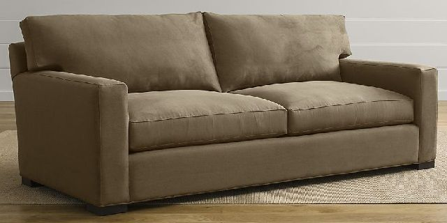 Axis Ii 2 Seat Queen Sofa Bed Crate And Barrel