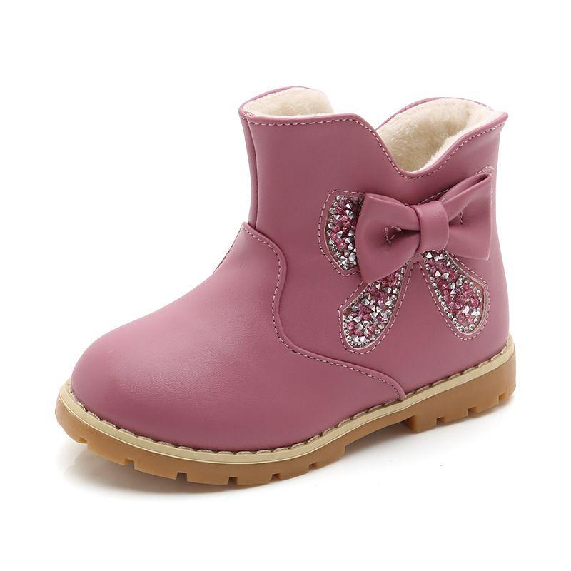 Zapatos Botas Botines para niñas Calzado casual para niños Nueva moda Botas New