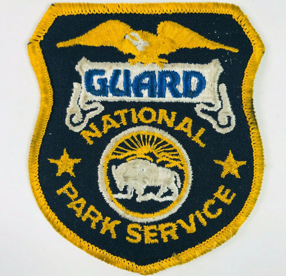 Details about US National Park Service Guard NPS Patch