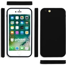 Slim Waterproof Softcase in Schwarz/ Weiß für Ihr iPhone 7/8
