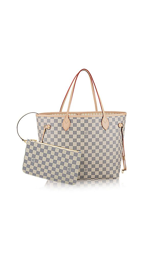 6429d5559914 Neverfull MM via Louis Vuitton   carteras   Pinterest   Louis ...
