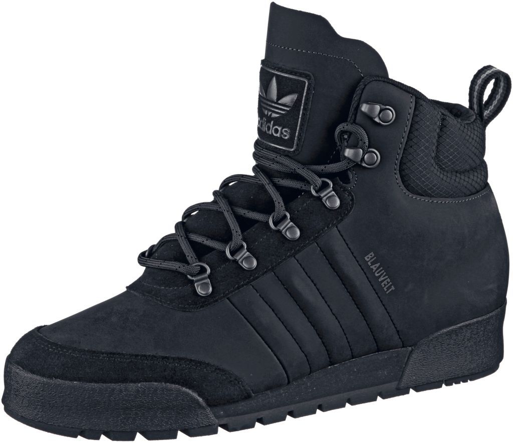 4056567457548 Adidas Jake Boot 2 0 Sneaker Herren Schwarz Adidas Schuhe Herren Winterschuhe Herren Sneaker Herren