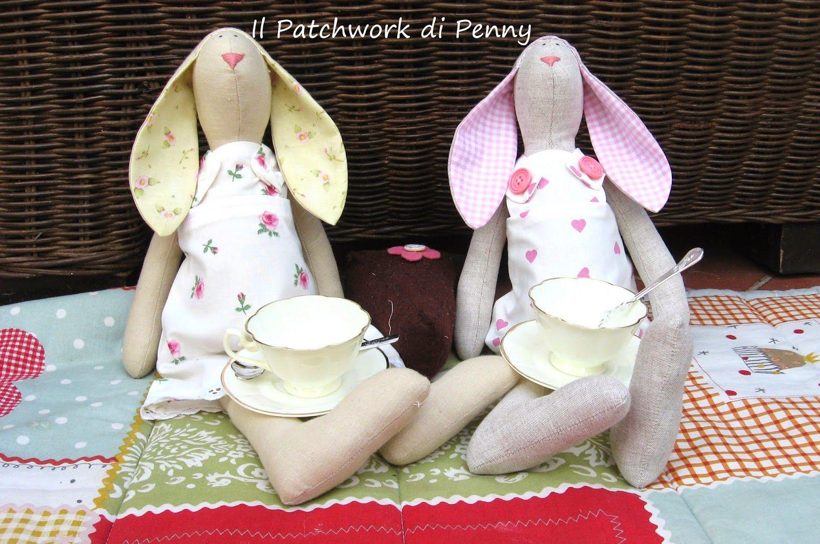 Il patchwork di Penny: Buona Pasqua!