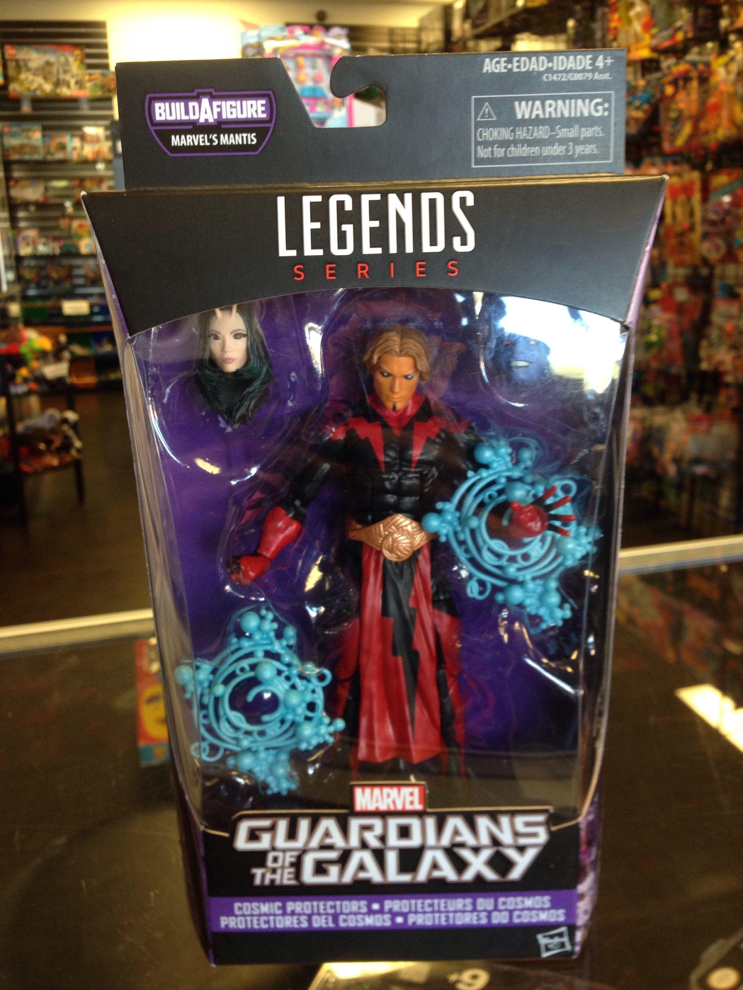 Marvel Legends Guardians Of The Galaxy Vol2 Adam Warlock Figure
