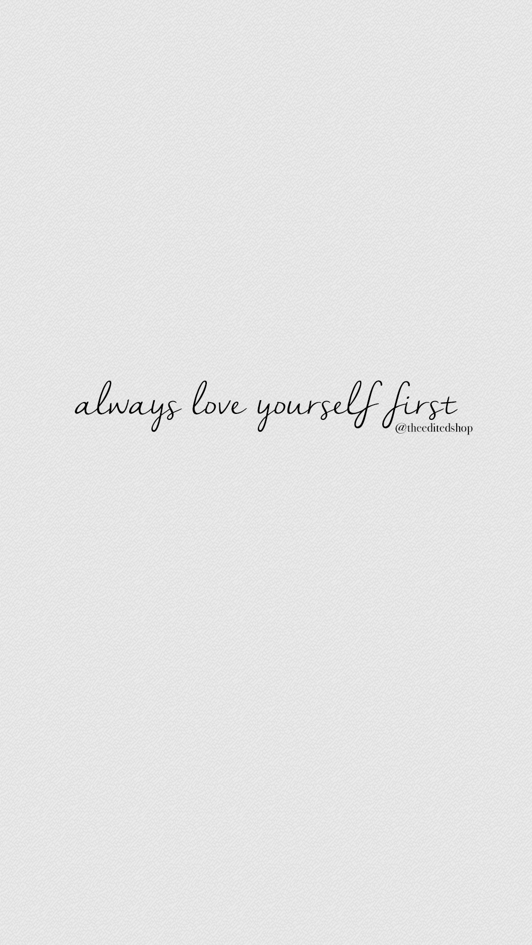 Love Yourself Quotes For Instagram : yourself, quotes, instagram, Self-love, Instagram, Quote:, Always, Yourself, First, EDITED, Quotes,, Love,