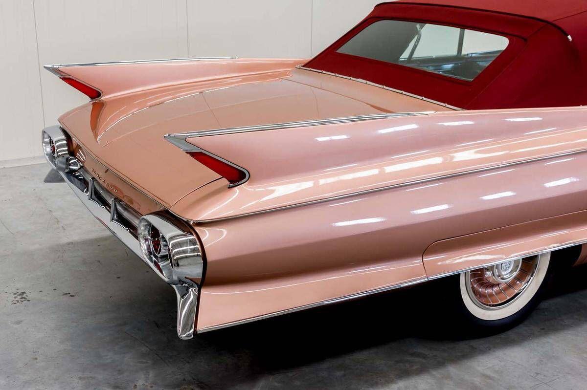 1961 Cadillac Eldorado   My Future Garage   Pinterest   El dorado ...