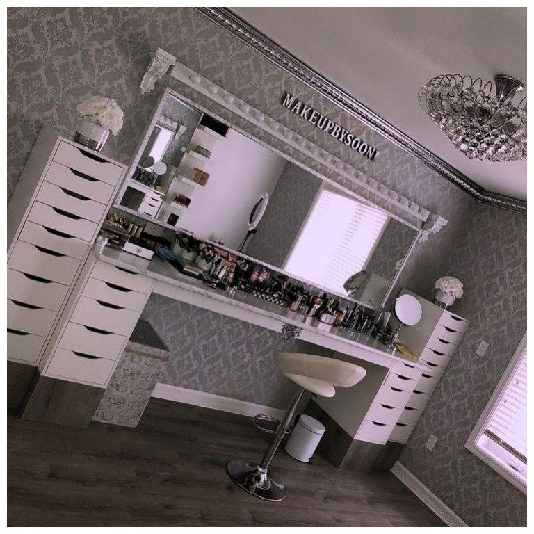 48 most popular makeup vanity table designs 14 images
