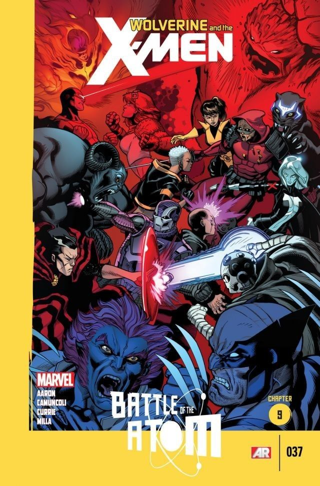 Wolverine And The X Men 37 X Men Comics Wolverine