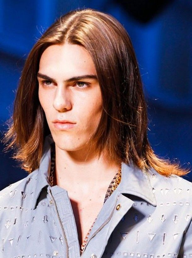 Long Hairstyles For Men With Fine Straight Hair Mens Long Hairstyles Inspiration Hairstyles Cheap Human Hair Wigs Long Hair Styles Men Long Hair Styles