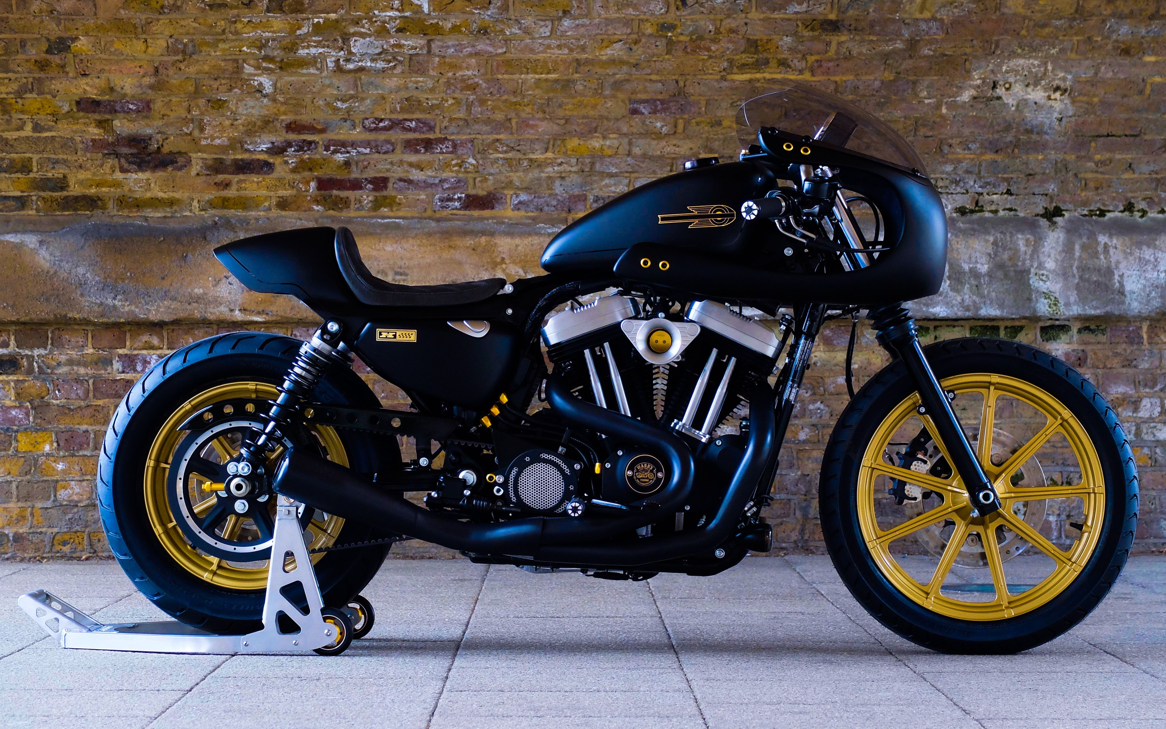 Warr's Harley-Davidson, Kings Road. //customkings.harley ...