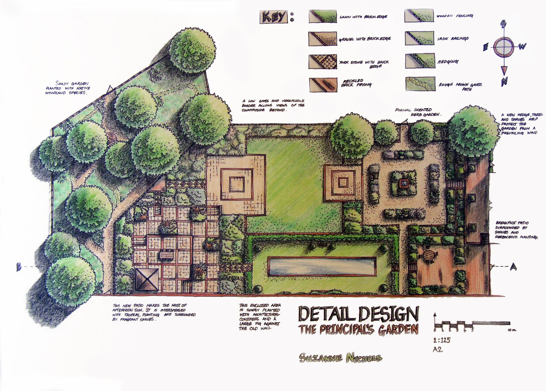 1000 images about landscape design on pinterest garden design plans landscape plans and landscape design