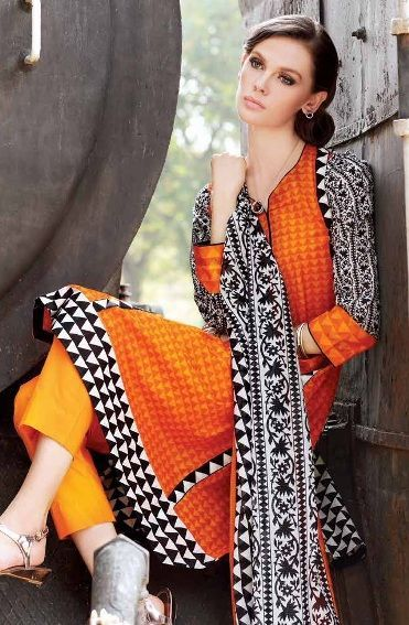 a435f8faff Nishat-Linen-Winter-Collection   Cool Attire!   Dresses, Traditional ...
