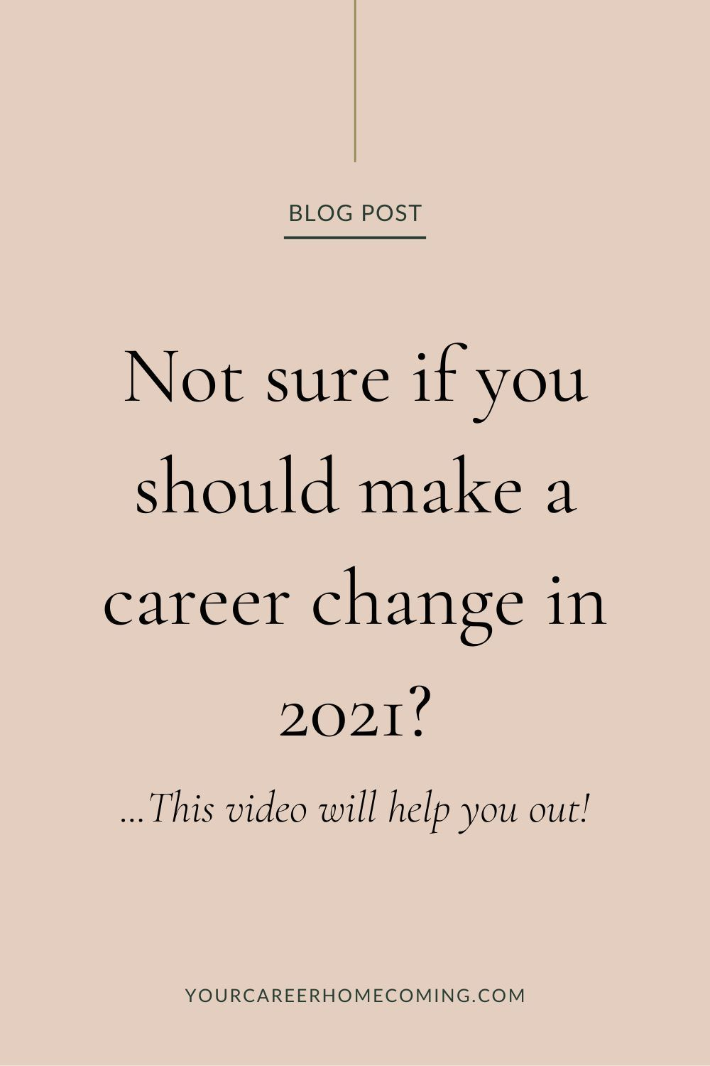 How to plan for a career change in 2021 It's safe
