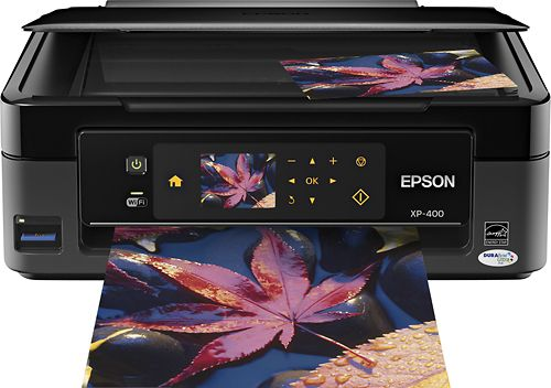 Expression Home XP-400 Small-in-One Wireless All-In-One Printer
