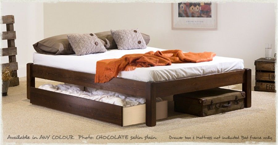 Best Platform Bed No Headboard Wooden Bed Frames Wooden 640 x 480
