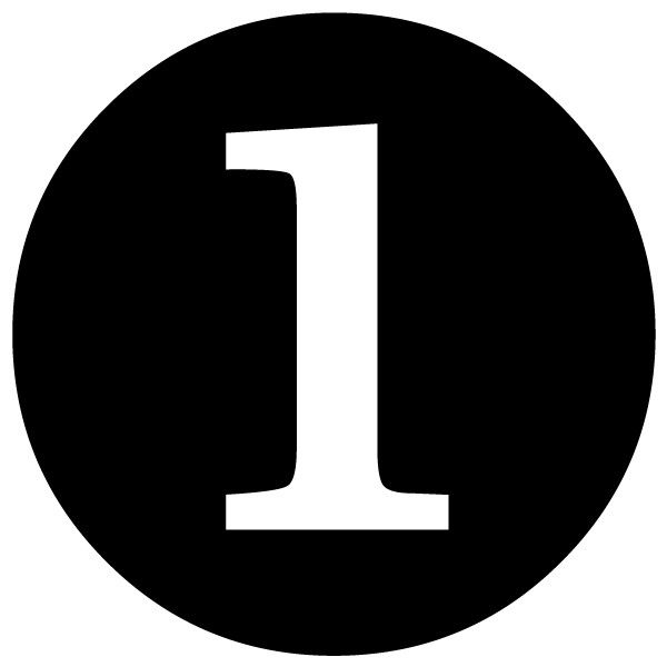Number 1 Liked On Polyvore Featuring Numbers Text Backgrounds