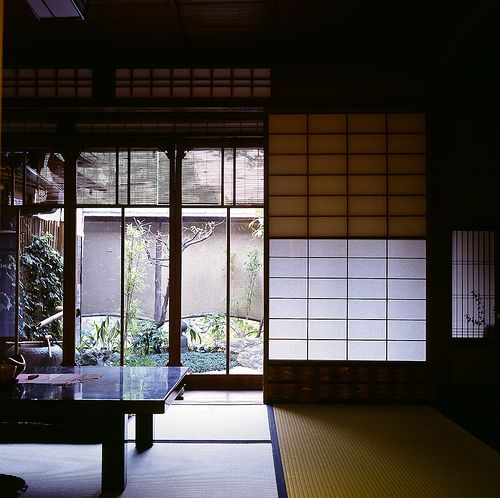 Shiruame ryokan, Gion, Kyoto Japan