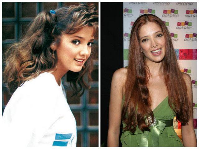 Actors de telenovelas antes y despues de adelgazar